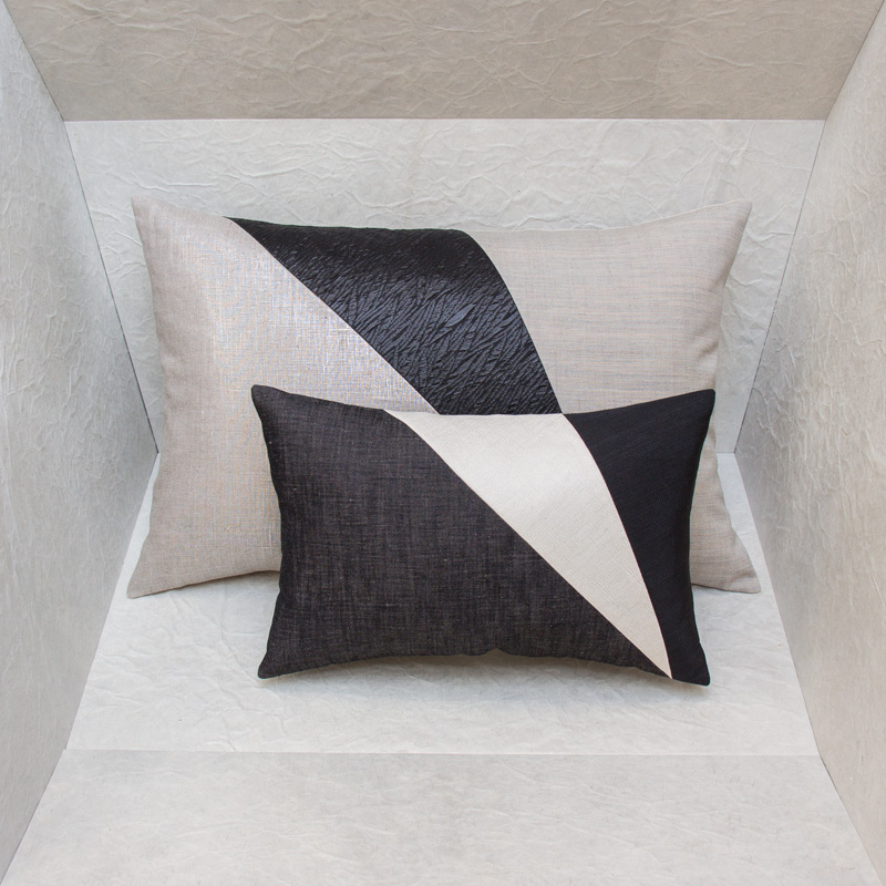 cushions for bed Maison Popineau Graphic